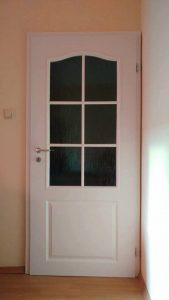 Монтирана врата Classic 2/3 Classen без къртене