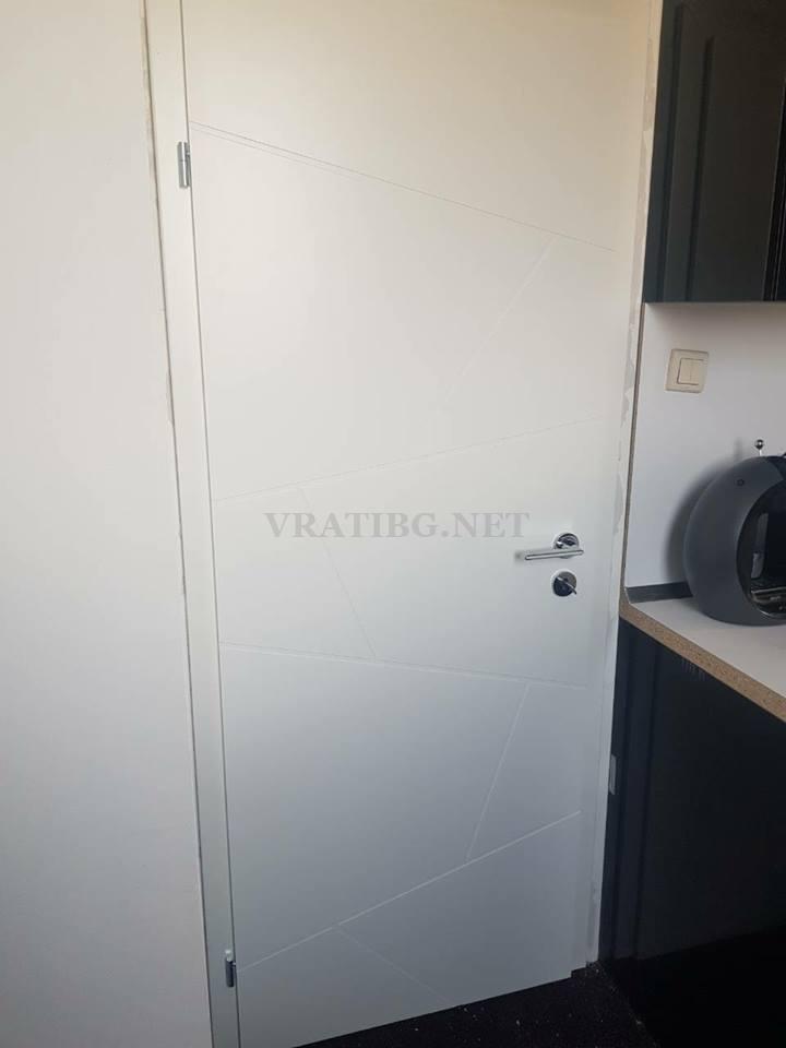 Монтирана врата Линеа 2.12 Classen