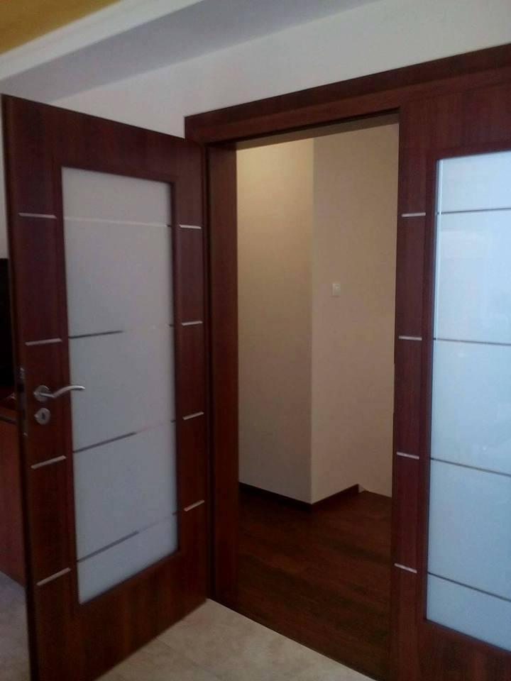 Монтирана двойна врата Дискавъри Classen