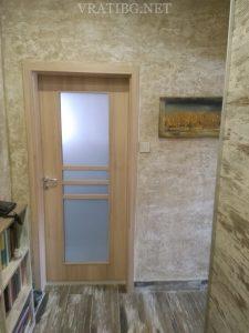 Монтирана врата Деметър 2 Classen ясен снежен