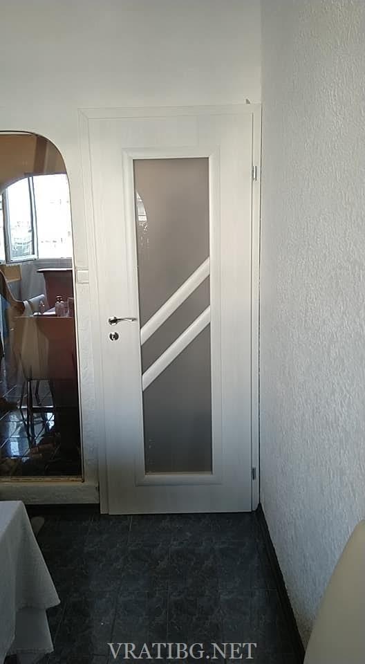Монтирана врата Антиопе 3  без зъб