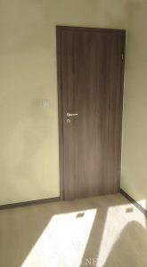 Монтирана врата Сентчъри 1 без зъб