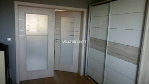 Монтирана портална врата Дискавъри Classen норвежки ясен