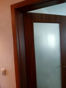 Монтирана Натура Хард с каса СМОК за панелки без къртене