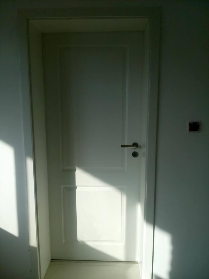 Монтирана врата Морано 2.1 Класен