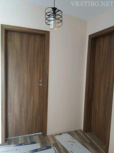 Монтирани врати Сентчъри 1 Classen акация