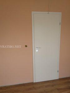 Монтирана врата Сентчъри 1 Classen бяло