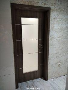 Монтирана врата Discovery 1 Classen ясен графит