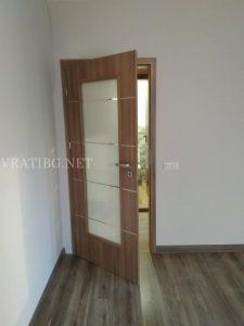 Монтирана врата Дискавъри 1 Classen ясен кафяв
