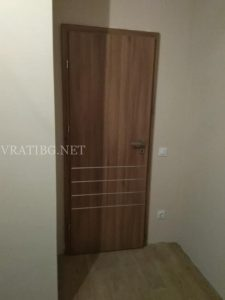 Монтирана врата Дискавъри 6 Classen ясен кафяв