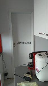 Монтирана врата Линеа 2.12 Classen бял лак без къртене