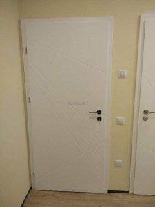 Монтирана врата Линеа Премиум Classen бял лак